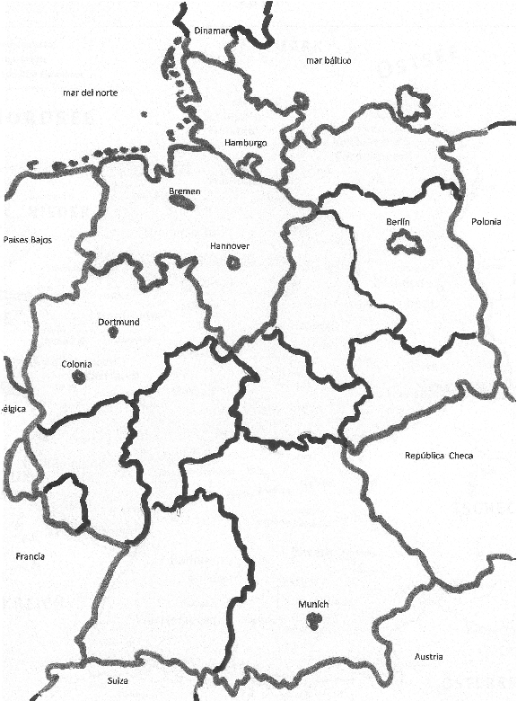 Map Of Germany Luxembourg Belgium.Staff